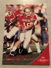 Cade McNown - Rookie RC - 1999 Pacific football card - #'ed 65/75