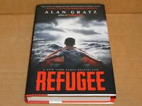 Refugee Book by Alan Gratz NEW - Hard Cover