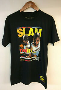 Mitchell & Ness SLAM Magazine Cover NBA Golden State Warriors Hardaway T-Shirt