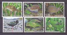 NEW ZEALAND 1873-79 # MNH birds des oiseaux Vögel vogels [422]