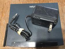 Netopia Cayman 3347W Dsl Modem & 4-port Wired/Wireless Router, power supply