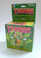 Vintage MB Hasbro T.H.I.N.G.S Eggzilla Godzilla Dino Action Skill Game MISB 1986