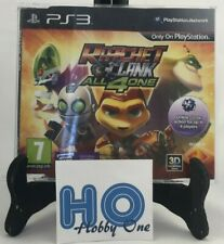 Ratchet & Clank : All 4 One - PS3 - PAL / FR - Complet - MINT - PROMO