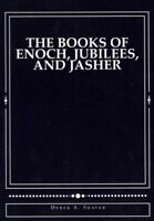 Books of Enoch, Jubilees, and Jasher, Paperback by Shaver, Derek A., Like New...