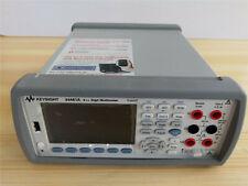 1pc Keysight Agilent 34461a 6 Digit Multimeter By Ems Or Dhl H752g Dx