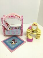 Fisher Price Loving Family Home for the Holiday Dollhouse Christmas Bedroom BB