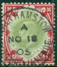 Great Britain Sg-257, Scott # 138, Used, Fine, Great Price!