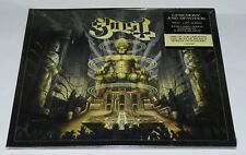 Ghost Ceremony And Devotion LP New DBL 140g Black Vinyl New/Official