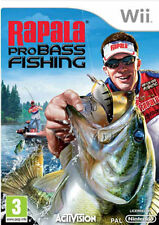 Rapala Pro Bass Fishing 2010 (Nintendo Wii, 2012) - US Version