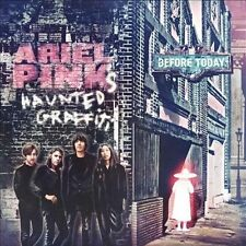 Audio CD: Before Today, Ariel Pink's Haunted Graffiti. Acceptable Cond. . 652637