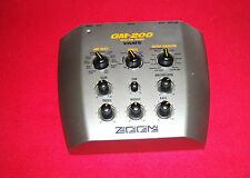 Modelling Preamp and Effects ZOOM  GM-200 VAMS desktop processor