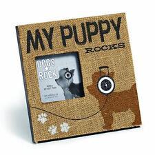 My Puppy Rocks Photo Frame - Lovely Puppy frame-New Puppy Gift- Nice gift