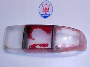 Maserati Mexico Tail Light Lamp Lense Quattroporte