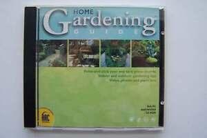 Arcmedia Home Gardening Guide PC CD Software