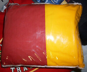 Washington Redskins Bedding Queen Size Bedskirt Dan River NEW