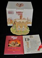 Lilliput Lane FINCHINGFIELDS, English Collection w/Box & Deed
