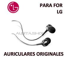 Auriculares LG PHF-300 Manos Libres Optimus 7 E900 Chic E720 GT540 Prada 3.0