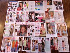 56 Gossip Girl Ads & Clippings - Leighton Meester, Blake Lively, Jessica Szohr