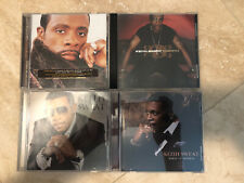 Keith Sweat Rebirth, Didn't See Me Coming, Til The Morning, Dress To Impress Cds