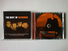 ULTRAVOX - THE BEST OF - CD 2003 original new wave compilation NM/NM midge ure