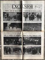 N157 La Une Du Journal Excelsior 29 Juin 1920