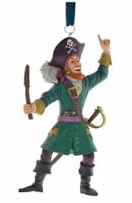 Disney World Pirates of the Caribbean Figure Ornament, New