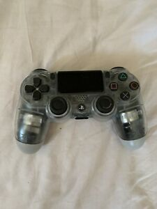 Sony DualShock 4 Wireless Controller for PlayStation 4 - White Crystal.