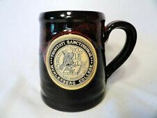 Mug Muhlenberg College by Deneen Pottery - Handthrown - USA 2013 Great Mug L@@K