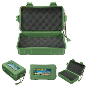Waterproof Plastic Case Shockproof Outdoor Survival Carry Container Storage Box
