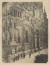 Photo Albuminé Italie Italia Vers 1880