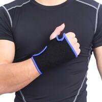 Wrist Hand Brace Support Carpal Tunnel Splint Arthritis Sprain Stabilizer-Straps
