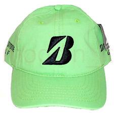 NEW BRIDGESTONE TOUR B RELAX ADJUSTABLE COLLECTION CAP HAT w TOUR BRAND  LOGOS e40cff7549f4