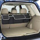 Car Boot Pocket Organiser Back Seat Hanger Tidy Large Storage Bag Hanging Pouch