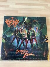 """Burning Witches - Dance With The Devil - 2x 12"""" Vinyl - NEW & UNSEALED"""