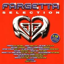 Compilation Fargetta Selection CD 2004 Universal ‎– 982 056-5