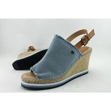 Sandali e scarpe zeppi marca Tommy Hilfiger per il mare da donna Numero 41
