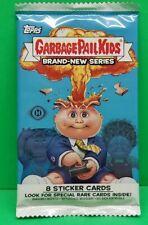 2012 Garbage Pail Kids Brand New Series 1 Unopened Sticker Hobby Pack Topps x1