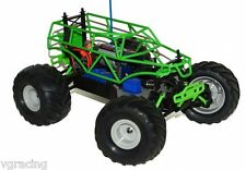 Traxxas TRA72024 1/16Th Grave Digger Roll Cage by VG Racing