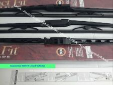 "24"" Trico Exact Fit Framed Wiper Blade Trico 24-13 4Listed Vehicles Pinch Tab"
