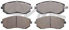 Disc Brake Pad Set-2.5i Front ADVICS AD0929A