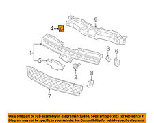 GM OEM-Lower Grille Clip 10376721