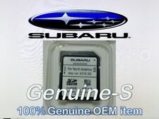 2015 Subaru Forester Limited Touring Premium Navigation SD Card Map U.S  #SG640
