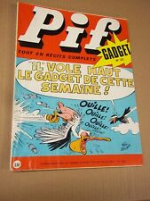 PIF GADGET no 113 (1971) TEDDY TED / LES PIONNIERS... / VAILLANT