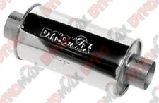 "Dynomax 17267 Ultra Flo SS Muffler Round 3"" ID 6"" Stainless"