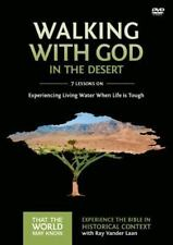 Walking with God in the Desert Video Study: Experiencing Living Water When Life