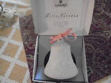 Lladro Set of 6 porcelain Christmas Ornaments 92, 93, 94, 95,96, 97