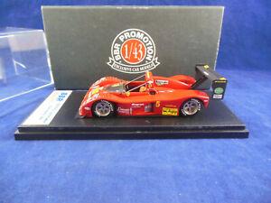 Very Rare BBR Models BG45 Ferrari 33SP IMSA Road Atlanta 1994 RN 5 M Baldi Sigal