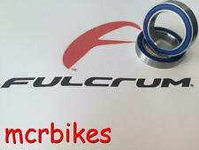FULCRUM FREEHUB BEARING KITS (RS-011) CHROME /STAINLESS /HYBRID CERAMIC ( X2 )