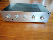 Acoustic Research AR AU Stereo Integrated Amplifier JBL SA600 era - Works Great