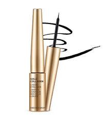 [The Face Shop] Gold Collagen Liquid Eyeliner 6g - #01 Black